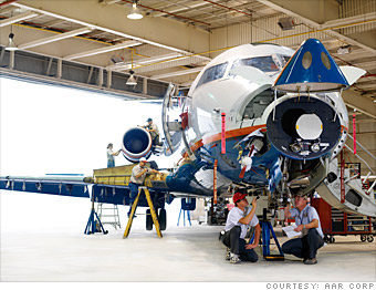 Aircraft Mechanic best degrees to have